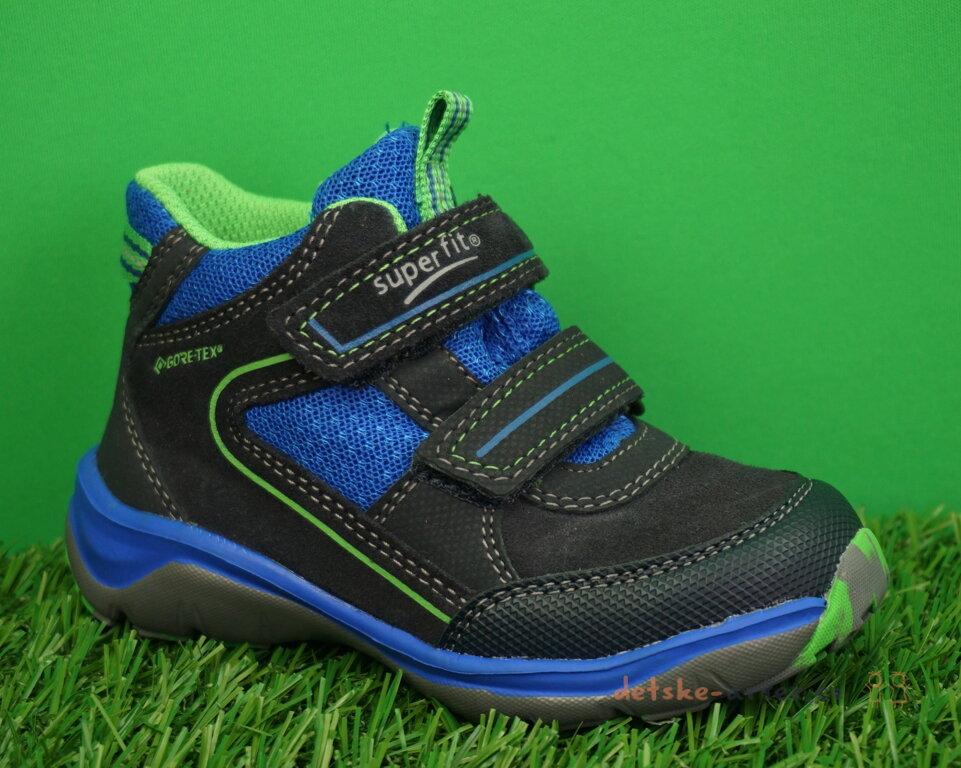 kotníková obuv Superfit 1-00239-82 gore-tex - detske-artex.cz 5b9df03988