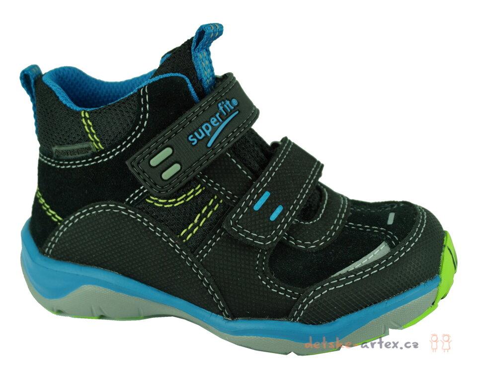 Superfit kotníková obuv gore-tex 7-00239-00 vel. 26 až 30 - detske ... b676a1fe3d