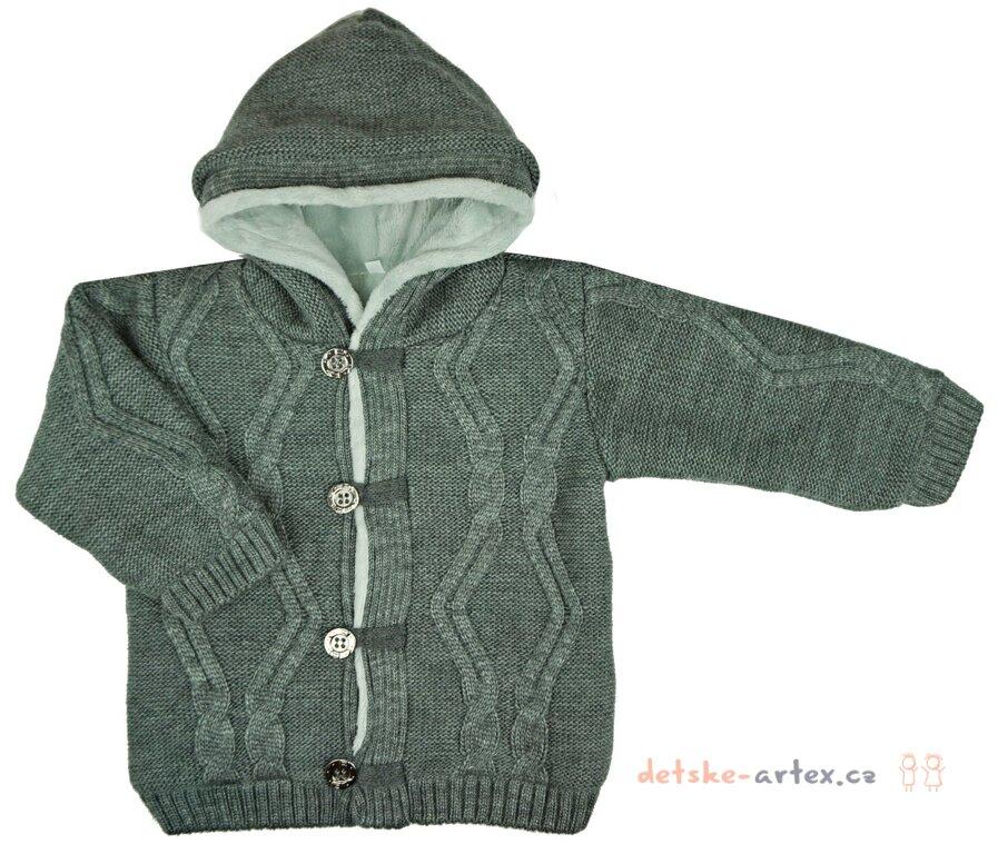 dětský zateplený svetr velikost 92 až 122. dětský zateplený svetr c7ce0073a4