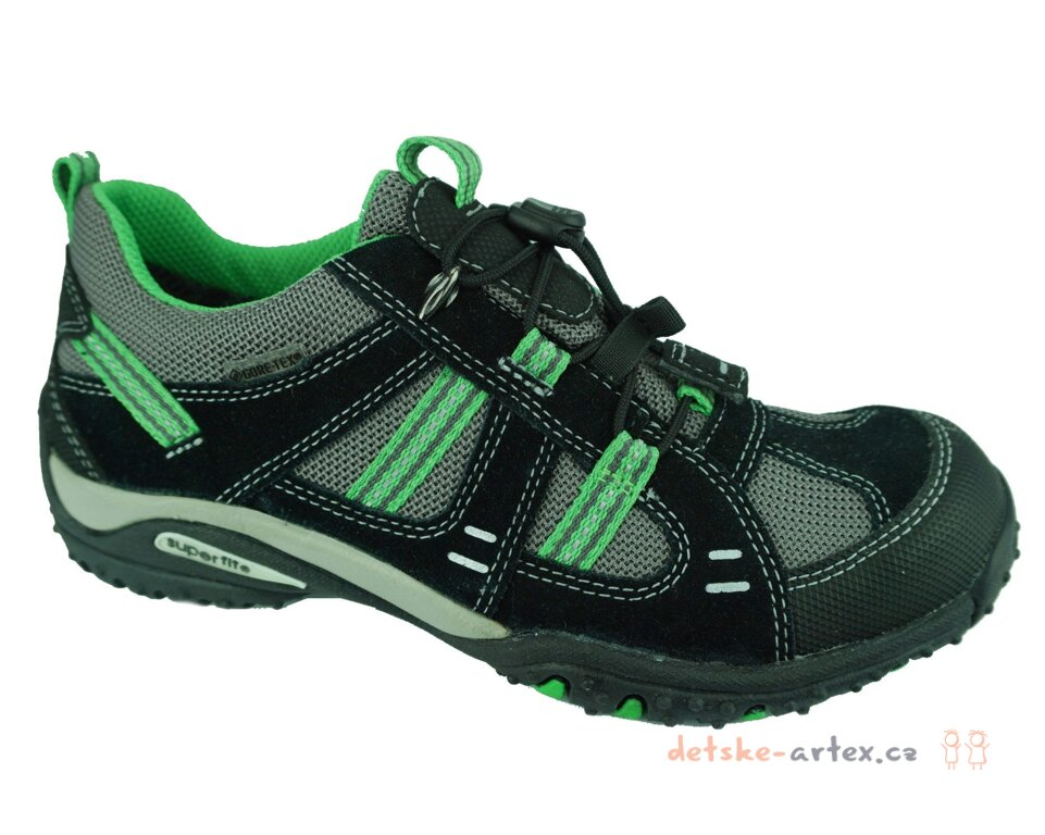 chlapecká obuv Superfit gore-tex 6-00361-02 velikost 31 až 35 ... a5d2919901