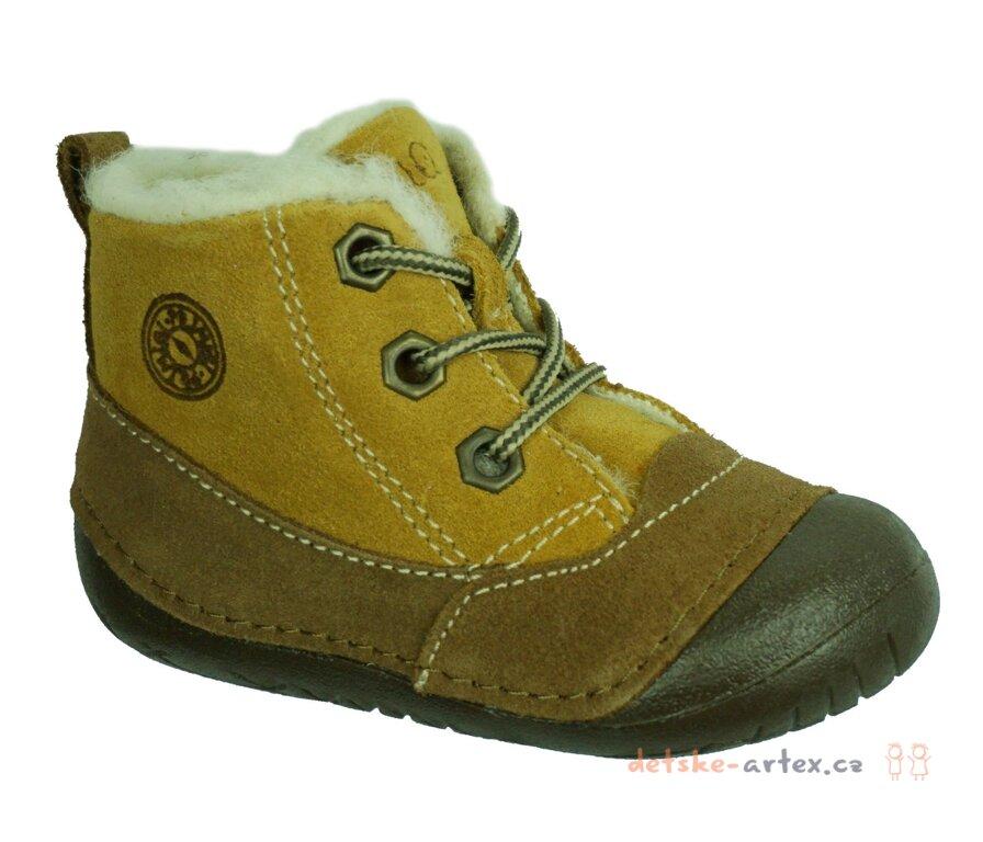a87c3ab6311 barefoot zateplené dětské boty Primigi 2400011 - detske-artex.cz