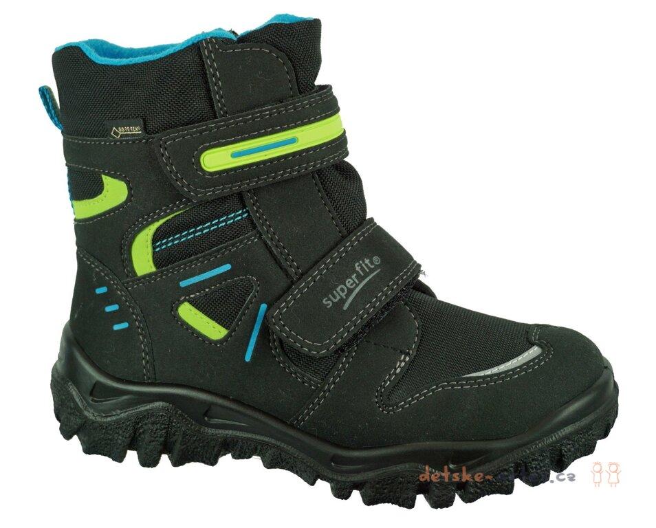 7cad0e1210f Superfit zimní boty 3-09080-01 velikost 25 až 30 - detske-artex.cz