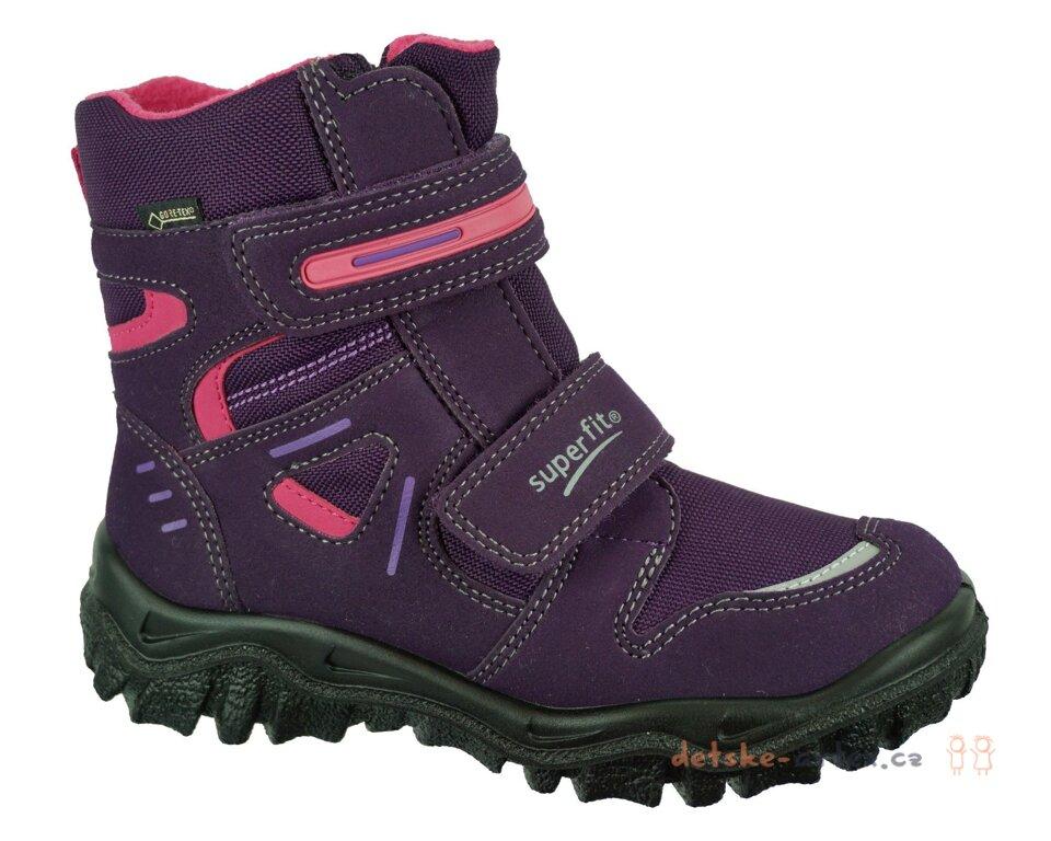 dívčí zimní obuv Superfit 3-09080-90 velikost 25 až 30 - detske-artex.cz f8d72f173c