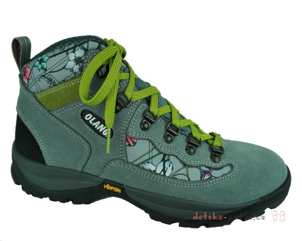 500d042a0eb dívčí trekové boty Olang Cadore - detske-artex.cz
