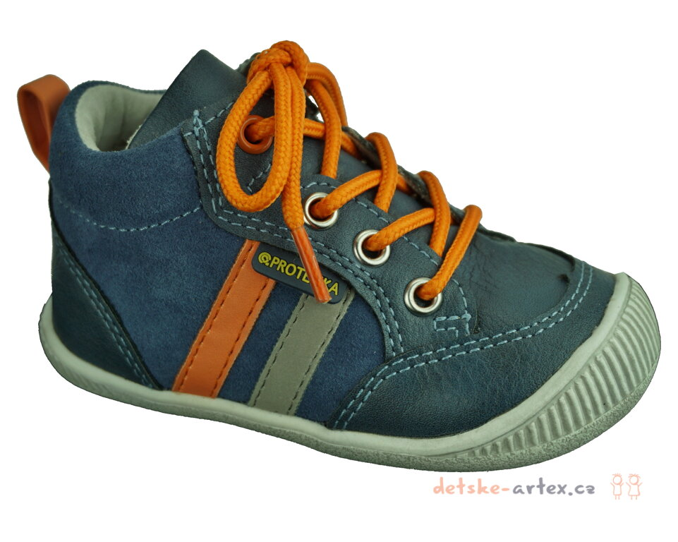 e227525e6c2c dětská kotníková obuv Protetika Nuti šněrovací velikost 19 až 26. Protetika  Nuti