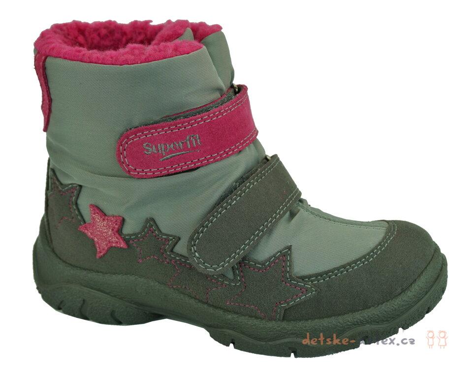 dívčí zimní obuv Superfit velikost 30 - detske-artex.cz c3758242c2