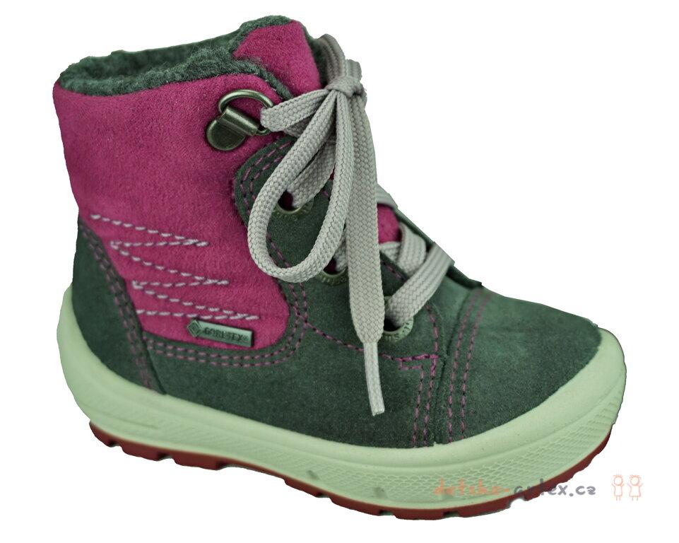 dětské zimní boty Superfit velikost 19 - detske-artex.cz e1a347e30c