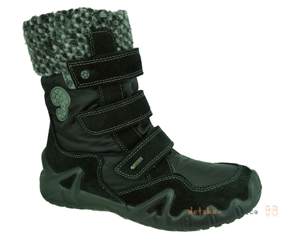 černé zimní boty Primigi velikost 36 - detske-artex.cz 3b49504de5
