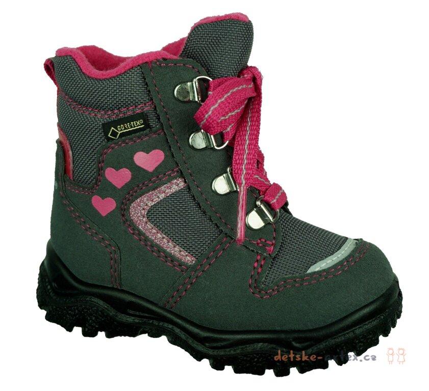 dětské zimní boty Superfit 3-09046-20 velikost 26 - detske-artex.cz bcc302ceed