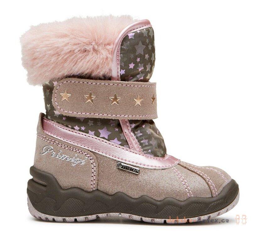 71e6b99dcad dětská zimní obuv Primigi 2378600 - detske-artex.cz