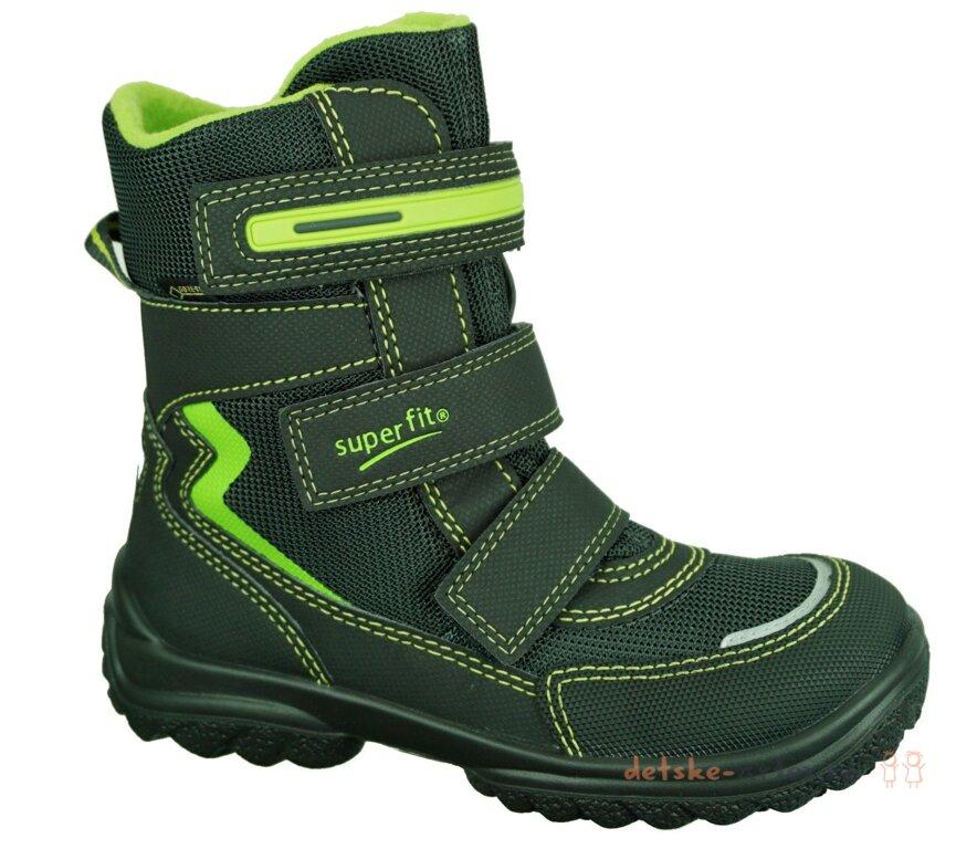 65ec7299380 Superfit 3-09022-20 gore-tex dětské zimní boty velikost 23 až 26 ...