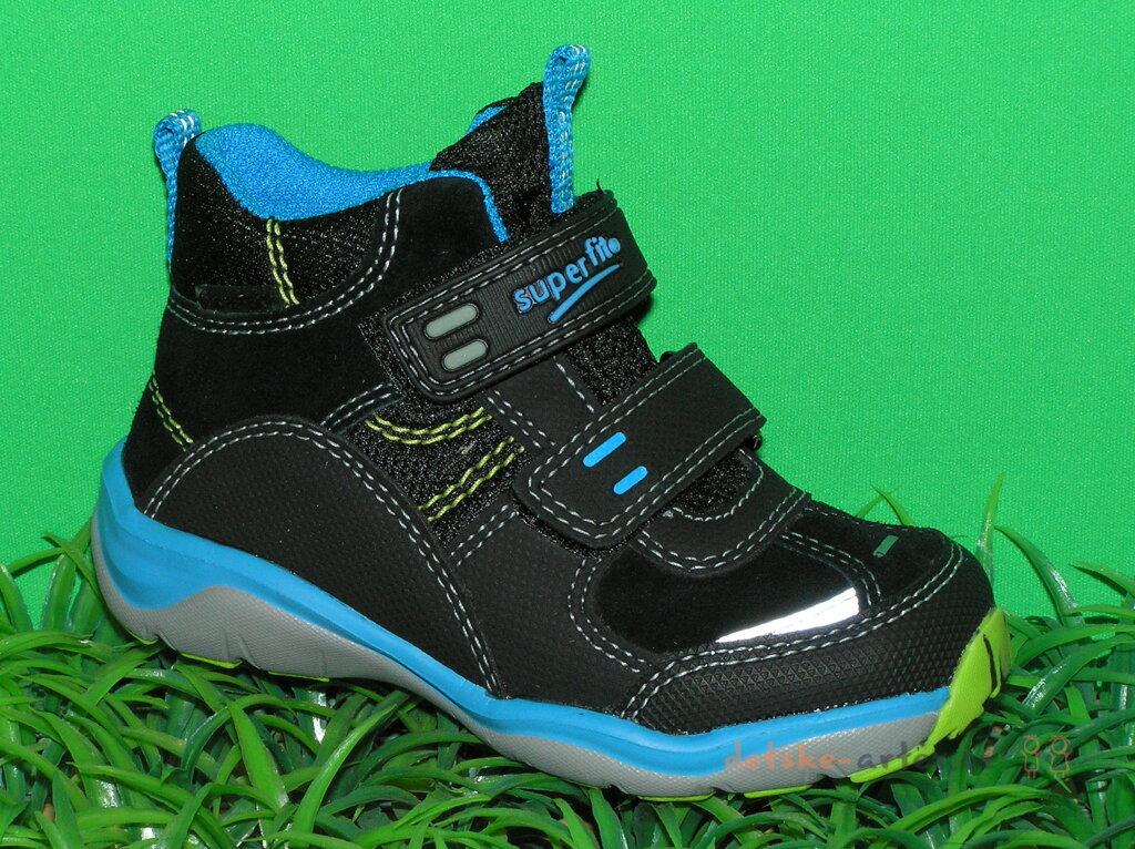 Superfit kotníková obuv gore-tex 7-00239-00 vel. 26 až 30 - detske-artex.cz 3b3d043bdf