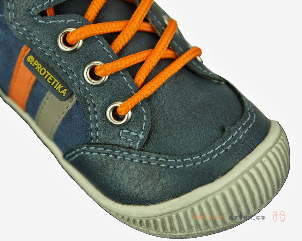 381fd4b4b048 dětská kotníková obuv Protetika Nuti šněrovací velikost 19 až 26 ...