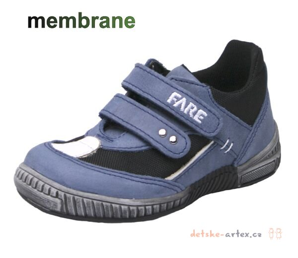 feae969704 dětská obuv celoroční Fare - detske-artex.cz
