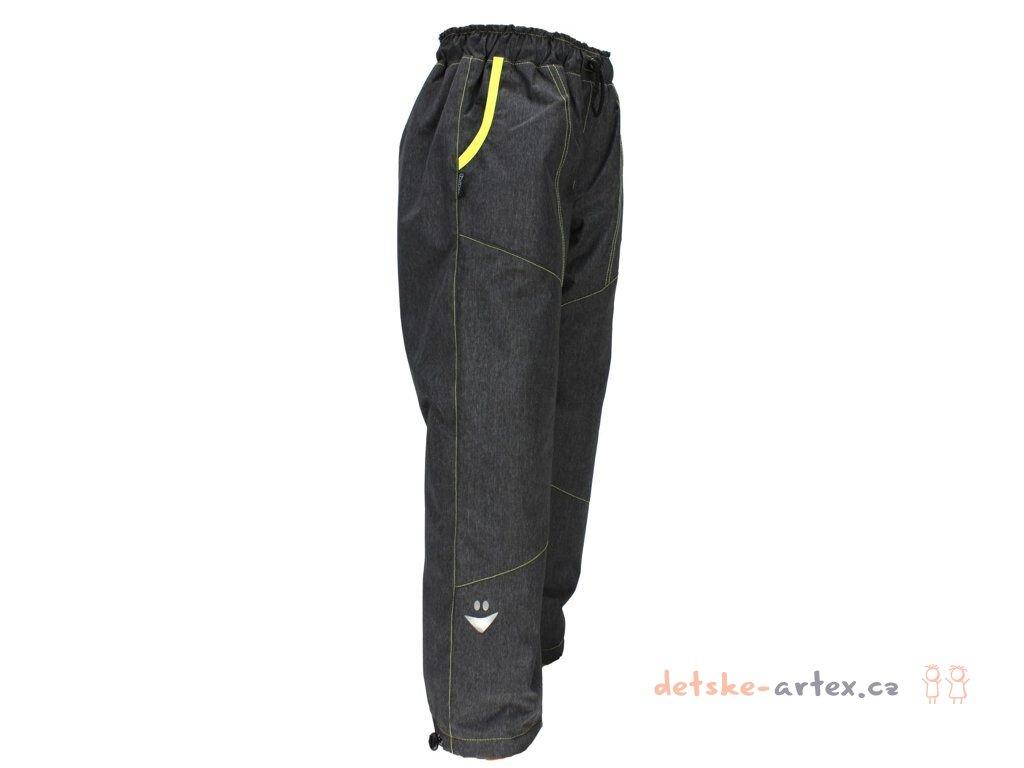 463d693dd90 dětské zateplené šusťákové kalhoty velikost 98 až 110 - detske-artex.cz