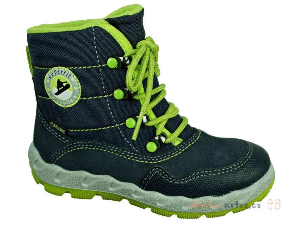 dětské zimní boty Superfit 3-00014-80 - detske-artex.cz 68a4045787