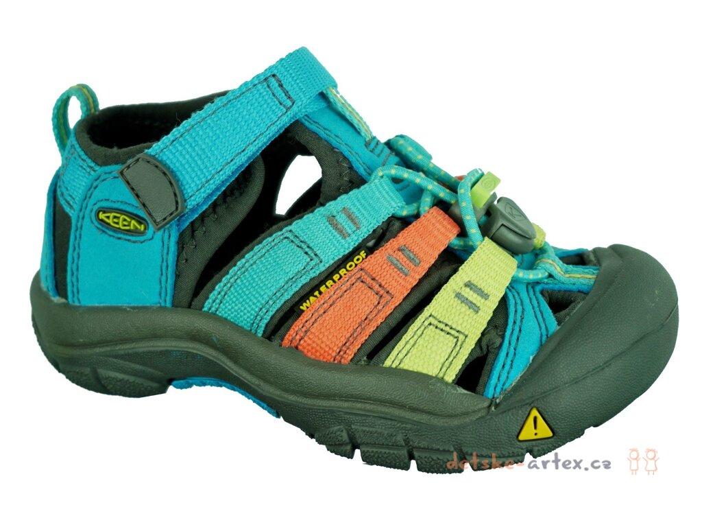 b7ce7c8a1e61 Keen dětská letní obuv Newport H2. dětské sandály Keen velikost 26