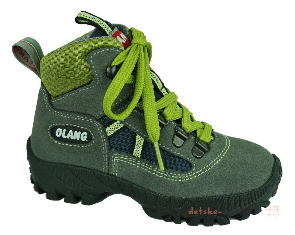 dětské trekové boty Olang Cortina 831 Asfalto ... 6330f300e0