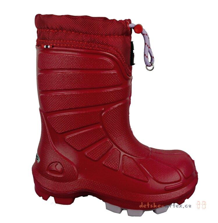 dětské zimní boty Viking Extreme růžové - detske-artex.cz d7493e2a47
