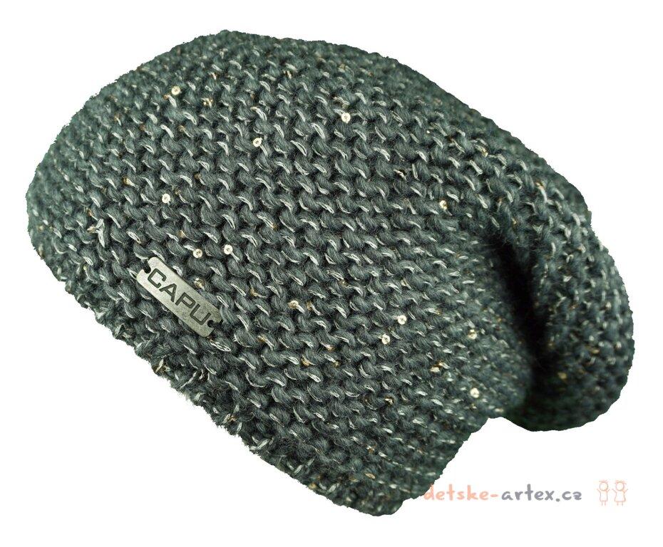 375e663dda8 dívčí zimní čepice Capu 422 pro obvod hlavy 52 až 58 cm - detske ...