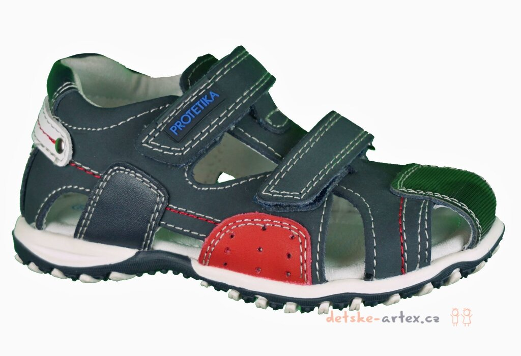 b9bc4eb895c dětská zdravotní obuv letní Protetika Neal velikost 27 a 28. Protetika  sandály