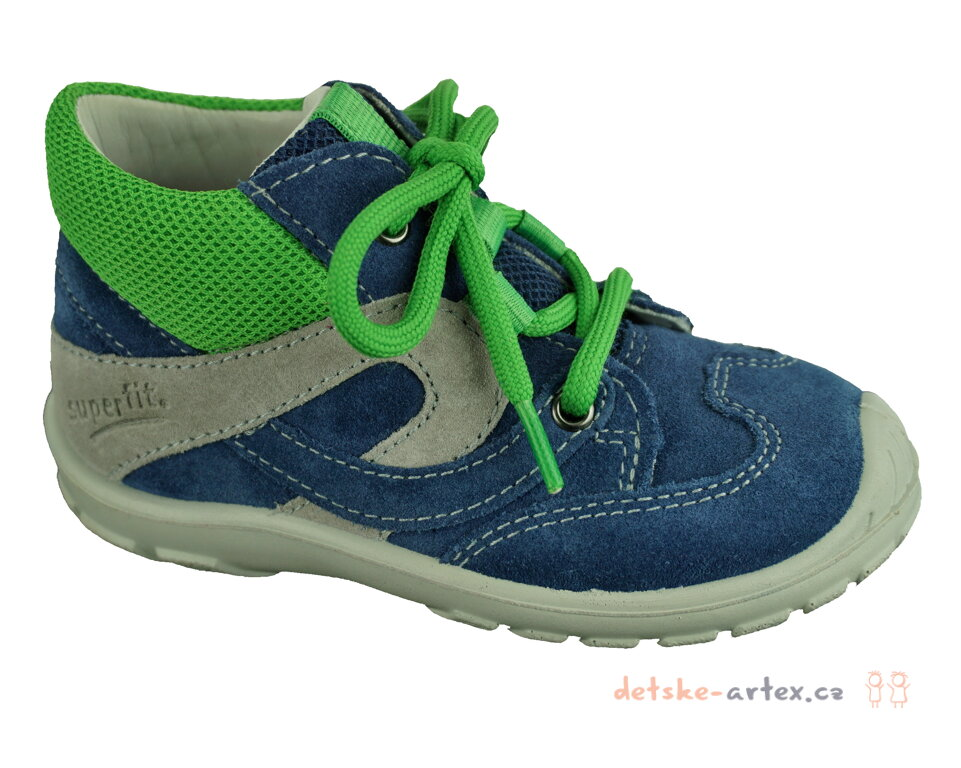 dětská kotníková obuv Superfit velikost 24 - detske-artex.cz 4754c125b6