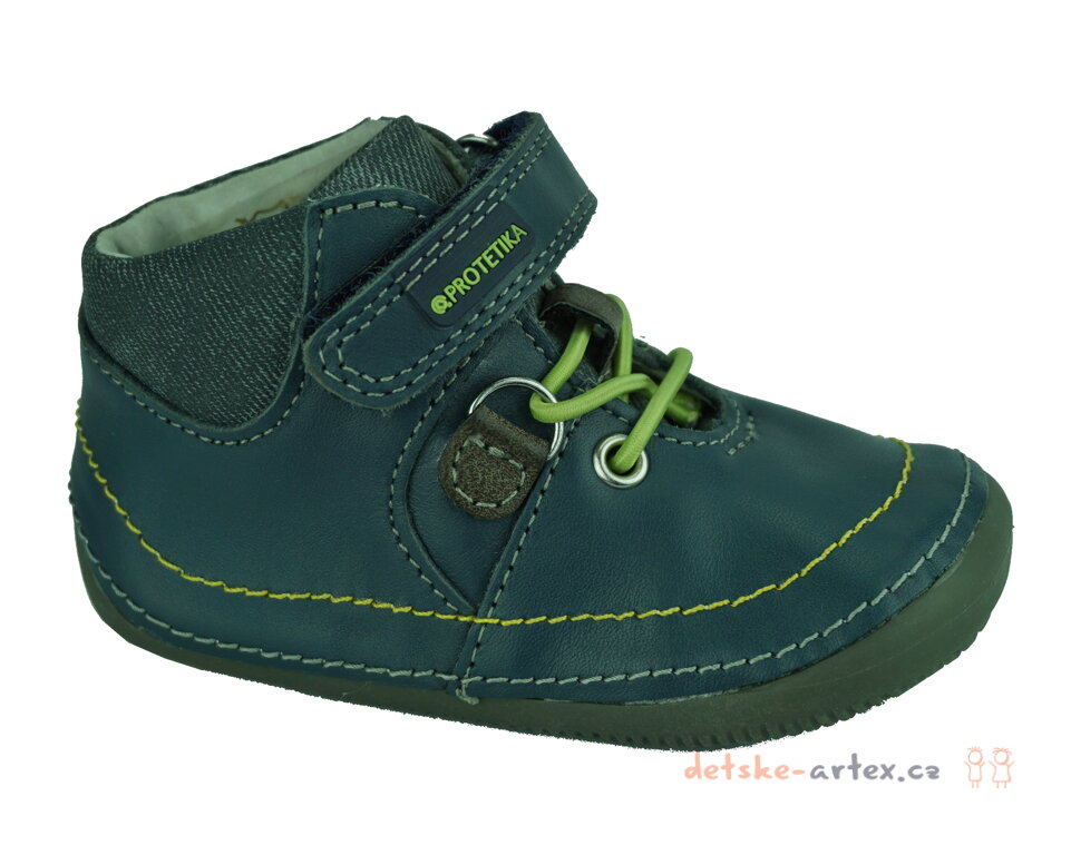 chlapecká obuv s pružnou podešví Protetika Lens velikost 19 až 22 ... 7364e61ca64