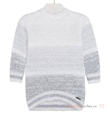 c2ef41991232 pletené šaty Mayoral velikost 122 - detske-artex.cz