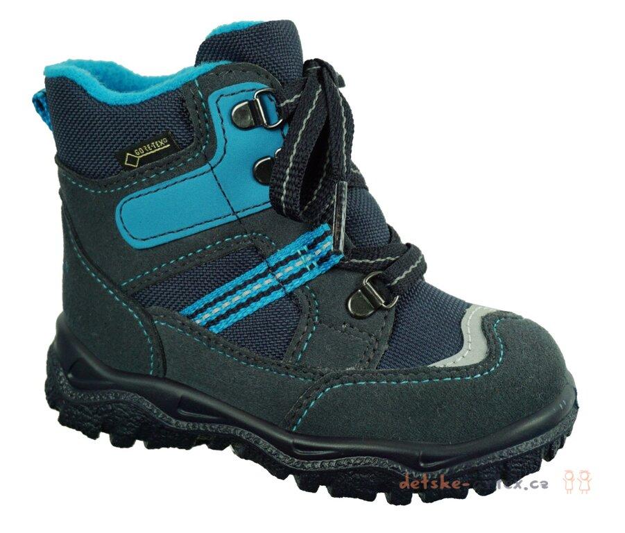 84ee527be7a chlapecké zimní boty Superfit 3-09043-80 velikost 26 až 28 - detske ...
