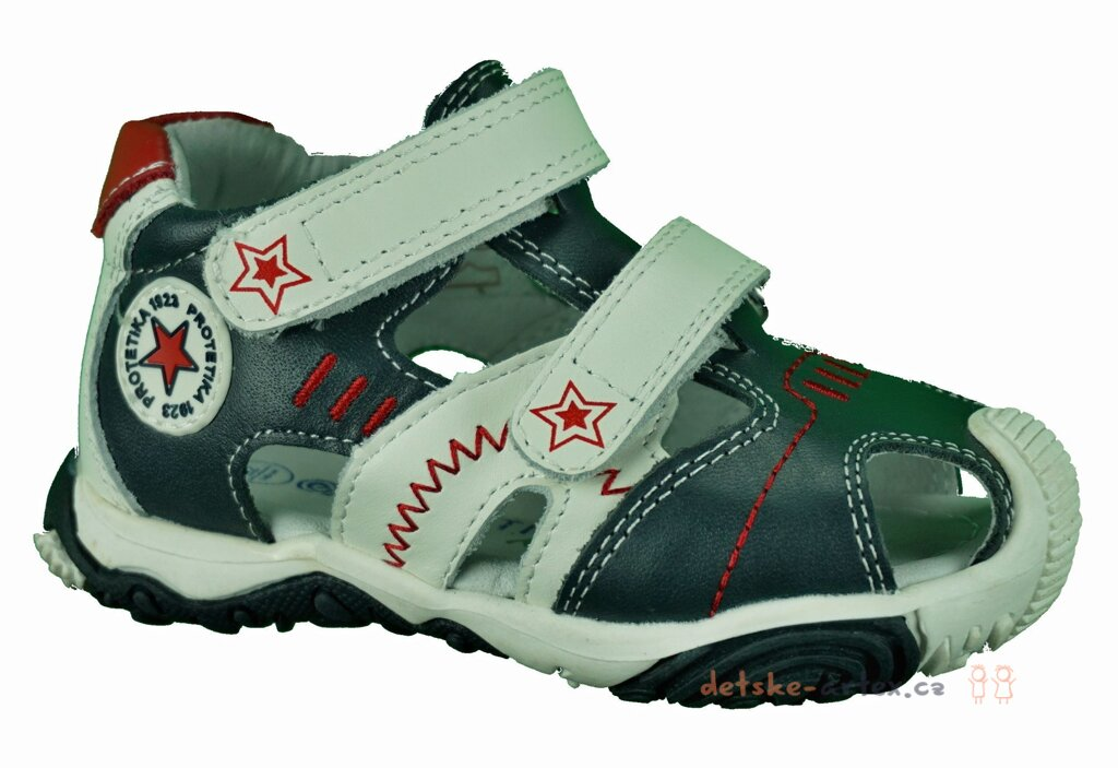 b92f9e9148d7 letní dětská obuv Protetika Rasty trio velikost 19 až 26 - detske ...