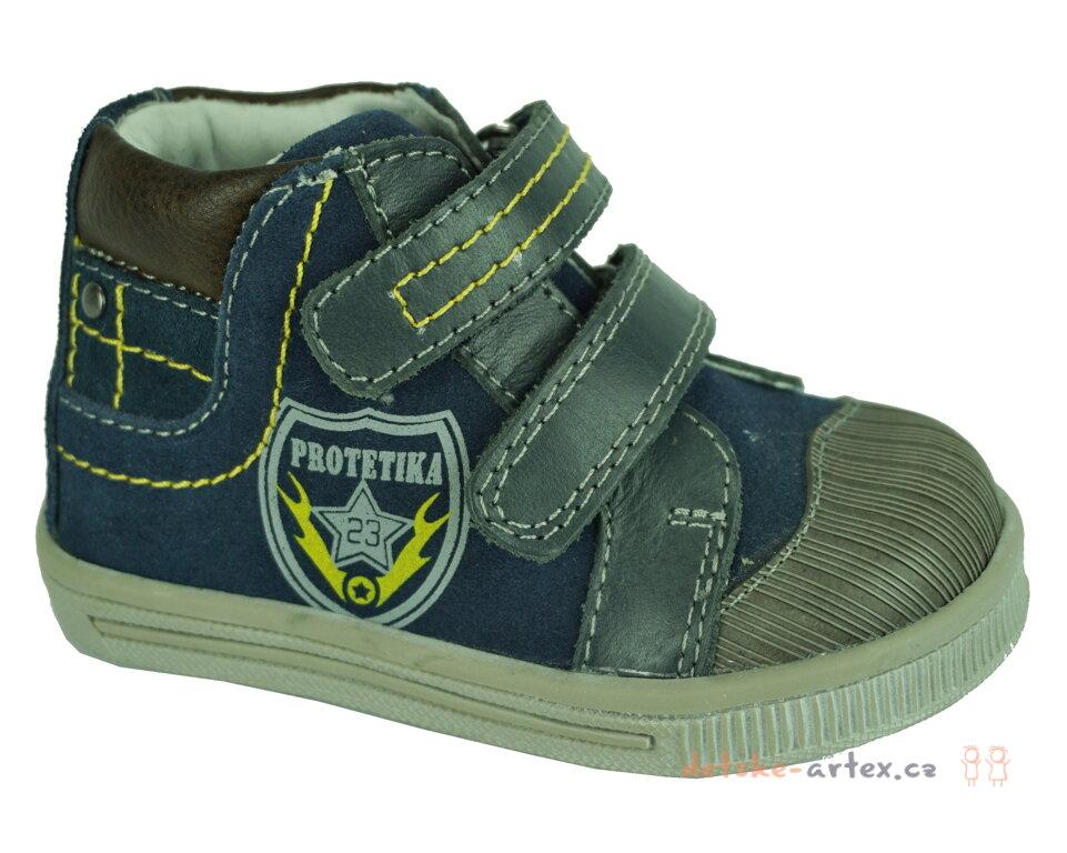 423b9f63e09f dětská obuv Protetika velikost 19 - detske-artex.cz