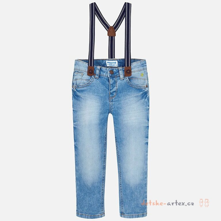 dětské kalhoty s kšandami Mayoral 3548 - detske-artex.cz 1e36b6f212