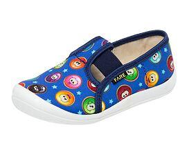 dětská domácí obuv nazouvací - detske-artex.cz 4be6762f72