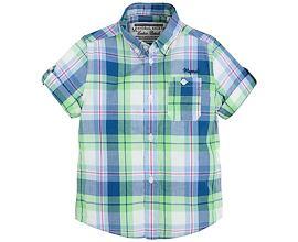chlapecká košile krátký rukáv letní - detske-artex.cz 5946374620