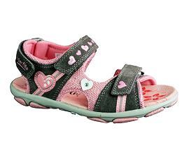 2a89f06fc82 letní dívčí sandály Superfit 0-00130-06 velikost 32 až 34