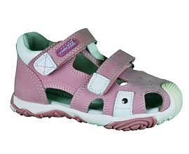 356e229fb0b dětské sandálky Protetika Rasty pink velikost 25