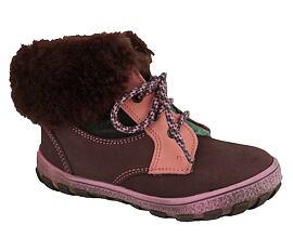 zimní boty šněrovací dívčí - Essi - Dětské a kojenecké oblečení ... 9c1f1ec372