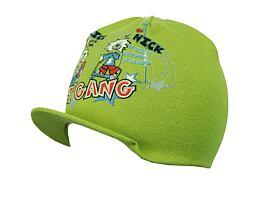 bavlněná chlapecká čepice s kšiltem - Radetex df0dc095cc
