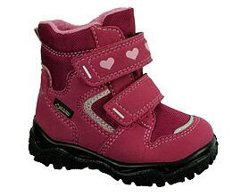 ac794c00920 Superfit a Primigi dívčí zimní boty na suchý zip - detske-artex.cz