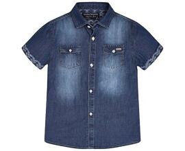 chlapecká letní košile Mayoral 6129 velikost 140 až 170 0e0ff39a71
